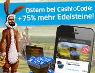 Funanga CashtoCode 75% Easter 2015